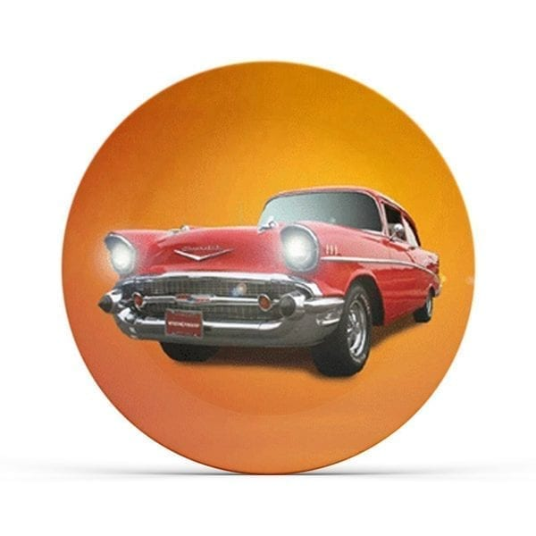 Collectable 57 Chevy Plate