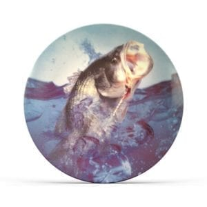 Collectable Bass Plate