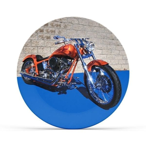 Collectable Custom Bike Plate