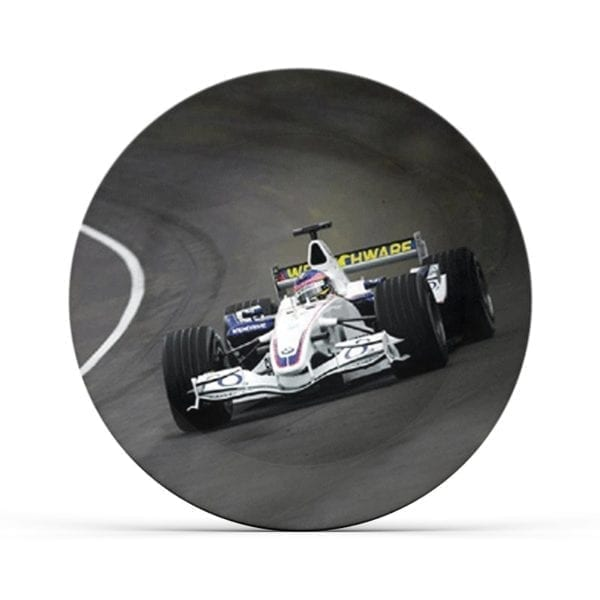 Collectable Formula 1 Race Plate