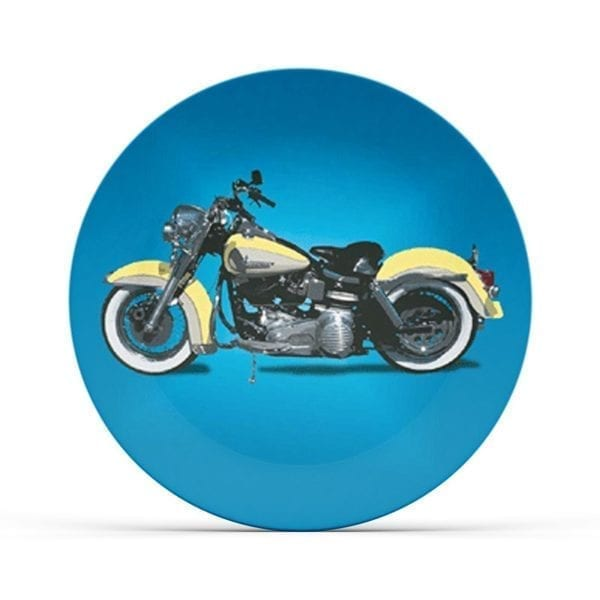 Collectable Harley Plate