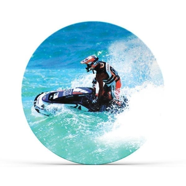 Collectable Jet Ski Plate