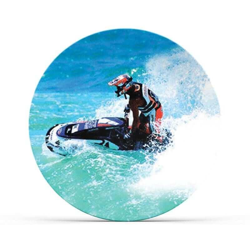 Jet Ski Plate
