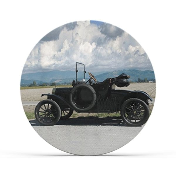 Collectable Model T Plate