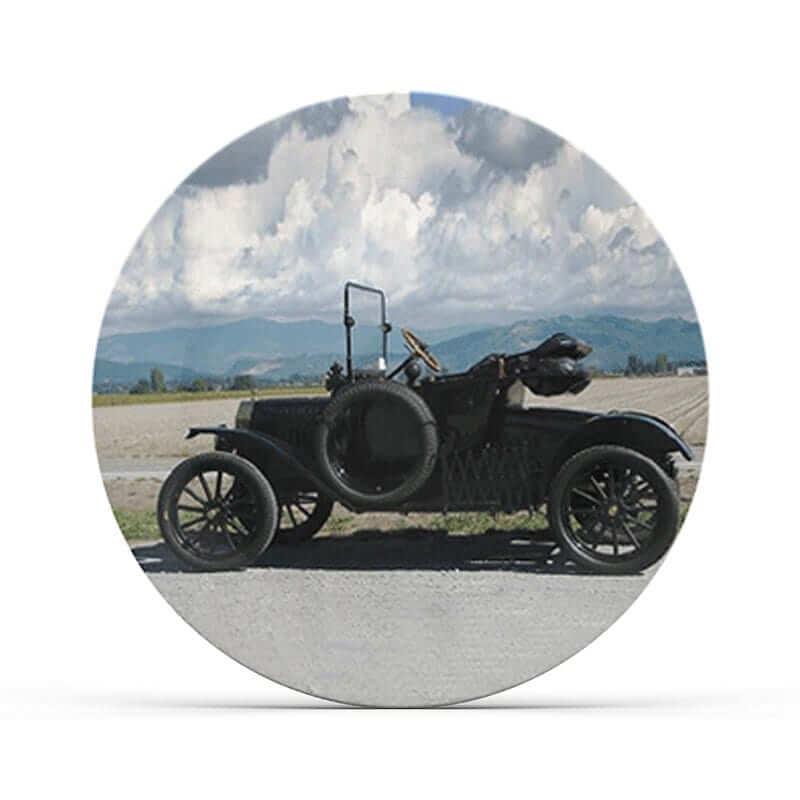 Model T Plate