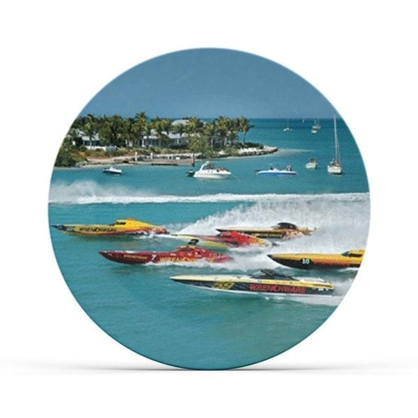 Collectable Offshore Plate