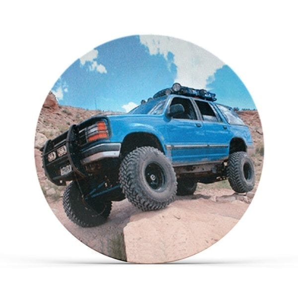 Collectable Rock Crawler Plate