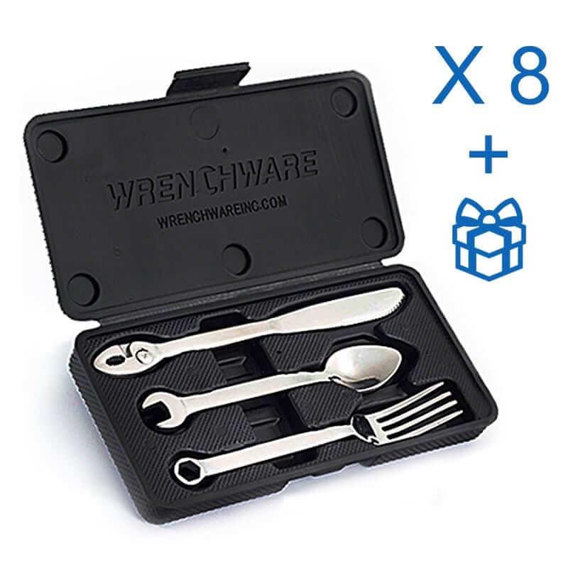 Wrenchware x8 + FREE MINI Wrenchware Combo
